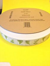 Strip (25) USPS FERNS FOREVER STAMP.  Great For Bohemian Wedding Invitations