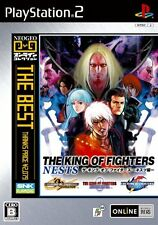 USED The King of Fighters Nests (Neo Geo Online collection The Best) japan impor