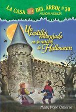 La Casa De árbol: Un Castillo Embrujado en la Noche de Halloween 30 by Mary...