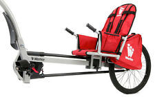 Weehoo iGo Turbo 2015/2016 Kids Bike Trailer - Tagalong - FREE NEXT DAY* + GIFT