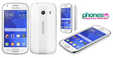 BRAND NEW SAMSUNG GALAXY ACE 4 STYLE WHITE 4G LTE 8GB ANDROID SMART PHONE UNLOCK