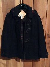 Barbour Buttermere Wool/lined//hood/sz.10 Authentic Guaranteed