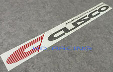 Cusco Windscreen Sticker Window Decals JDM WRX Evo GTR Civic Free Shipping x 1