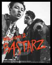 Block B BASTARZ 2nd Mini Album - WELCOME 2 BASTARZ CD + Photobook + Photocard
