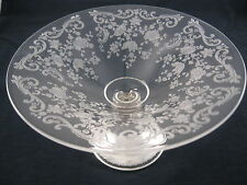 Vintage Sheffield Sterling Weighted Cambridge Chantilly Compote