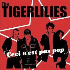 THE TIGERLILIES - Ceci N'est Pas Pop CD