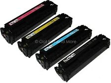 4/PK Color Toner Cartridge Set for HP 131A CF210A CF211A CF212A CF213A KCYM