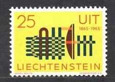 Liechtenstein - 1965 ITU centenary Mi. 458 MNH