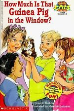 How Much is That Guinea Pig in the Window? (Hello Reader! Math Level 4), Joanne