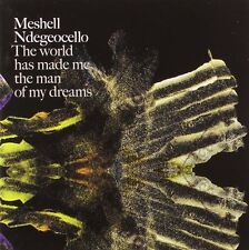 Meshell Ndegeocello - The World Has Made Me the Man of My Dreams, CD, Soul