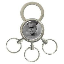 Omega Psi Phi 3-Ring Key Chain: Colonel Charles Young!