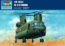 Trumpeter 1/35 05105 CH-47D Chinook model kit