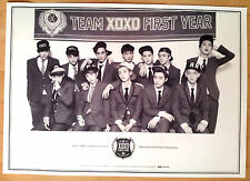 EXO Pop Up Store Everysing Official XOXO Promo Poster