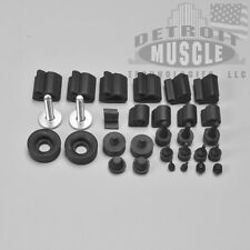 DMT MOPAR  68-70 B Dodge Charger Complete Body Bumper Set Kit 5