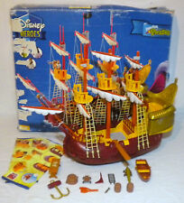 WALT DISNEY 2004 PETER PAN PIRATES HOOK PIRATE SHIP FAMOSA SPAIN EUROPEAN