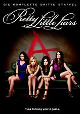 6 DVD-Box ° Pretty Little Liars ° Staffel 3 ° NEU & OVP
