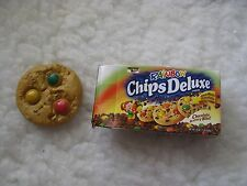 KEEBLER REALISTIC ●  TIKES FOOD PLAY BOX + COOKIES CHOCOLATE CHIPS DELUXE  ● HTF