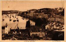 CPA Audierne - Vue generale du port (252644)