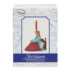 CINDERELLA LE SKETCHBOOK ORNAMENT The Art of Disney Animation New In Box