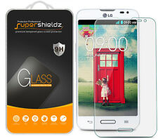 2X Supershieldz Tempered Glass Screen Protector Saver For LG Ultimate 2 L41C