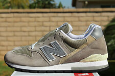 NEW BALANCE M996 SZ 10.5 2015 BRING BACK GREY 996 CLASSIC MADE IN THE USA