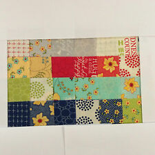 """The Sweet Life by Pat Sloan for Moda  - fabric Charm Pack - 5"""" squares"""