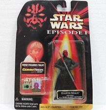 FAKE/FALSO-STAR WARS-figura di DARTH MAUL- cm. 10 - articolato
