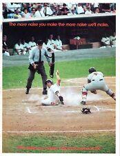 1970 (Sep. 10) Baseball Program, New York Yankees @ Baltimore Orioles, scored~Gd