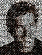 Amazng Richard Gere Montage Mosaic signed by artist COA