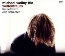Weltentraum [Digipak] by Michael Wollny/Michael Wollny Trio (CD, Feb-2014,...