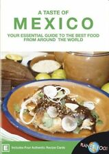 Planet Food - A Taste Of Mexico New DVD Region ALL Sealed