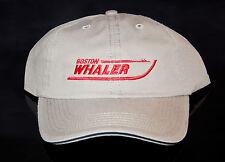 Boston Whaler Cap khaki FREE SHIPPING
