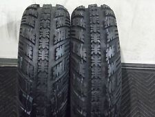 CAN AM DS 450 AMBUSH SPORT ATV TIRES ( 2 FRONT TIRE SET ) 22X7-10
