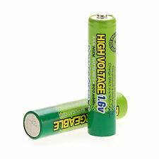 New Arrival 2 Pcs 900mWh 1.6V AAA 3A NiZn Rechargeable Battery PowerGenix Set