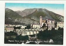 89759 Mignano Monte Lungo PANORAMA DA PONENTE E MONTE COSIMA