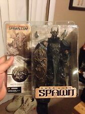SPAWN SKULLSPLITTER SERIES 22 MCFARLANES VIKING AGE DARK AGES SPAWN VARIANT RARE