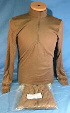 Military LIGHTWEIGHT COLD WEATHER UNDERSHIRT LWCWUS Thermal Underwear LARGE NEW