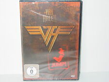 "*****DVD-VAN HALEN""JUMP!""-Marketing Film NEUWARE / OVP*****"