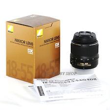 Neuf Nikon AF-S DX Zoom-Nikkor 18-55mm f/3.5-5.6G ED II lens + Nikon warranty