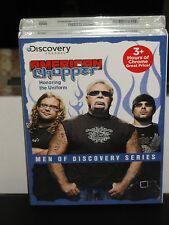 The Discovery Channel - American Chopper: Honoring The Uniform (DVD) BRAND NEW!