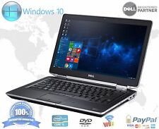 Dell Latitude Laptop E6430 i5-3360M 2.80Ghz Turbo 3rd Gen 4GB 160GB Backlit Keys