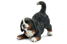 Miniature Dollhouse FAIRY GARDEN ~ Bernese Mountain Dog Puppy ~ NEW