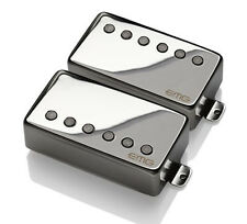 EMG James Hetfield Signature Active Humbucker Set - chrome