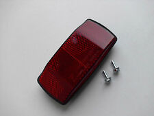 REFLECTOR / BICYCLE REFLECTORS Busch&Müller for rear carriers