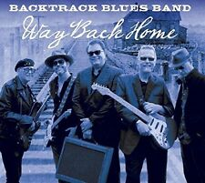 BACKTRACK BLUES BAND - WAY BACK HOME   CD NEU