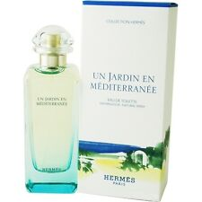 UN JARDIN EN MEDITERRANEE BY HERMES 3.3 OZ EDT SPRAY UNISEX NEW IN BOX SEALED