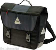 Axiom Journey Series Rackbook Pro Small Bike Pannier 800ci/13L w/ Rain Cover