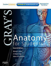 Gray's Anatomy for Students by Richard Drake, Adam W. M. Mitchell, A. Wayne Vog…