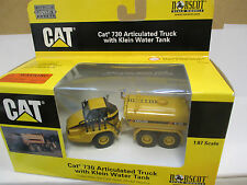 Norscot 55141 -  CAT 730 Articulated Truck w/ Klein Water Tank 1:87  B6130