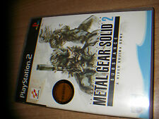 Metal Gear Solid 2: Substance- (vers.DVD BONUS)   ps2- 100% italiano